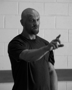 Brian Petty Boxing Class